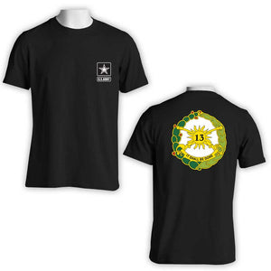 13th Calvary Regiment, US Army T-Shirt, It shall be done