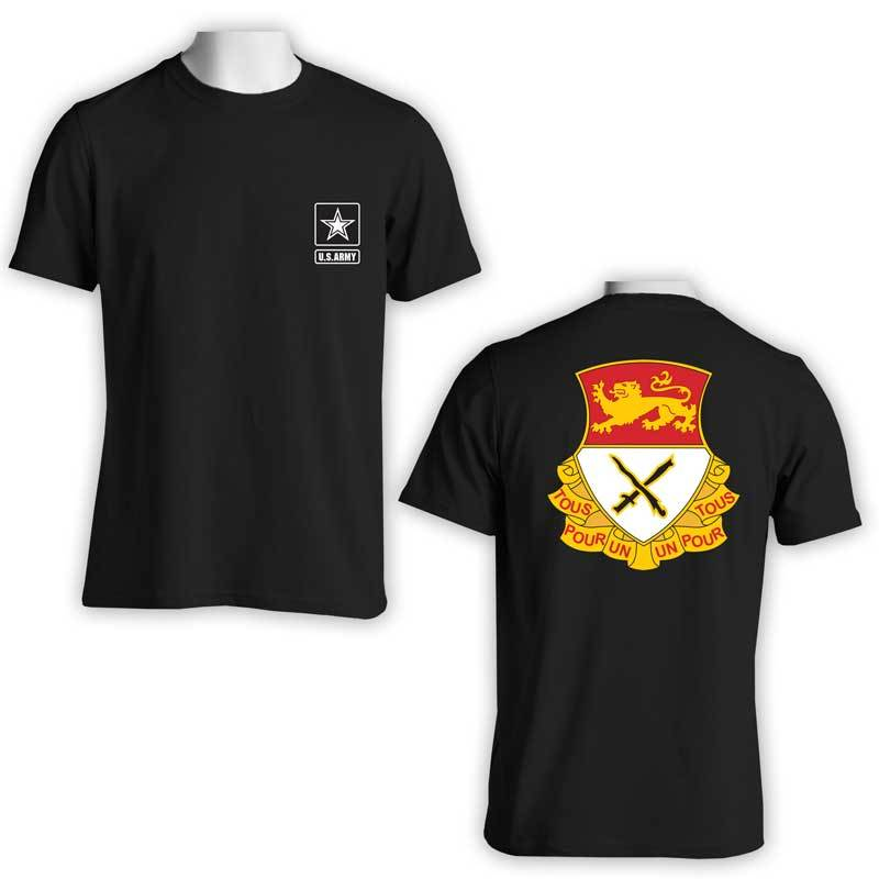 15th Calvary Regiment, US Army T-Shirt