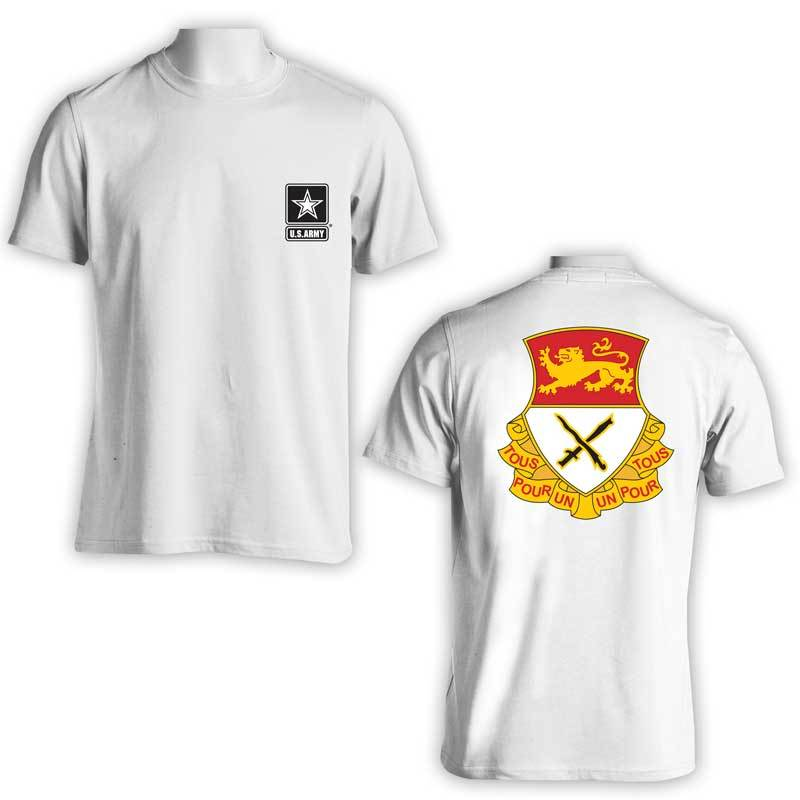 15th Calvary Regiment t-shirt, US Army T-Shirt