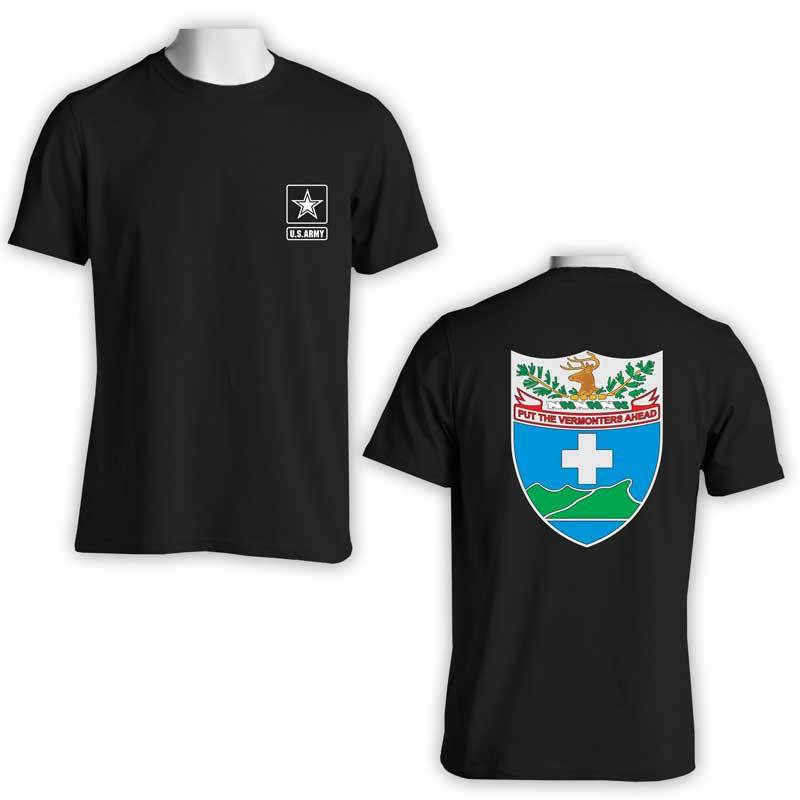 172nd Calvary Regiment, US Army T-Shirt