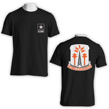 US Army 17th Signal Corps Battalion, US Army Ranger, US Army Communications, US Army T-Shirt, US Army Apparel, Fons Communicationes