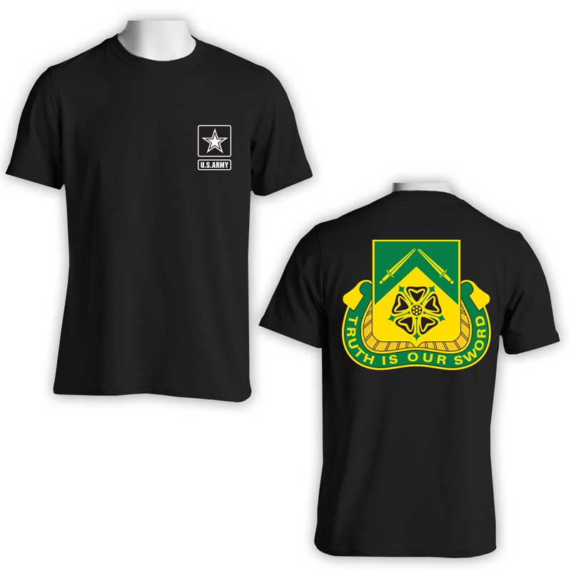 19th Military Police Bn, US Army Military Police, US Army T-Shirt, US Army Apparel, Truth is our sword