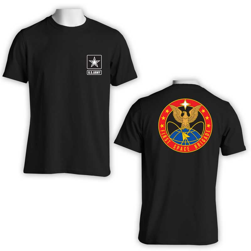 US Army Space Brigade, 1st Space Brigade, US Army Ranger, US Army T-Shirt, US Army Apparel