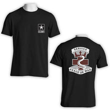 213th Medical Brigade, US Army T-shirt, US Army Apparel, service peace or war, US Army Service peace or war