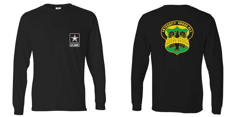 22nd Military Police Battalion Long Sleeve T-Shirt