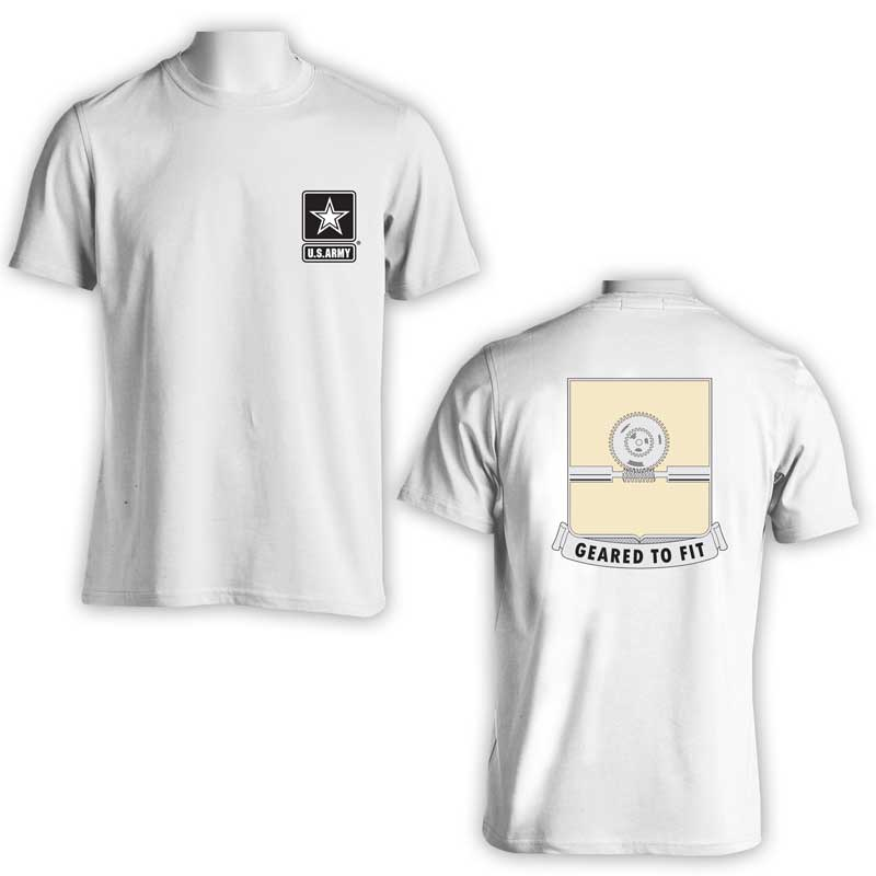 US Army 27th Transportation Btn, US Army T-Shirt, US Army Apparel, Geared to fit