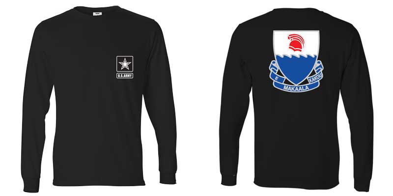 299th Calvary Regiment Long Sleeve T-Shirt