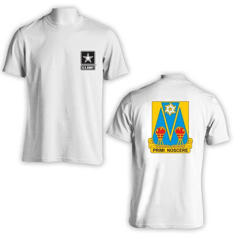 303rd Military Intelligence Battalion T-Shirt, US Army Military Intelligence, US Army T-Shirt, US Army Apparel, primi noscere