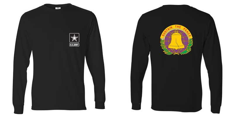 304th Civil Affairs Brigade Long Sleeve T-Shirt