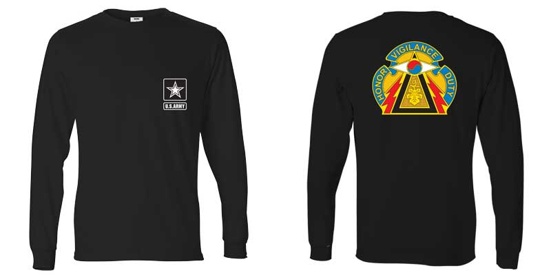 304th Military Intelligence Battalion Long Sleeve T-Shirt