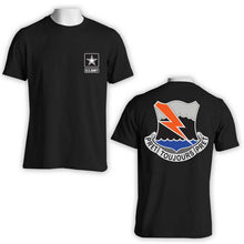 304th Signal Corps Battalion, US Army Signal Corps, US Army T-Shirt, US Army Apparel, Pret Toujours Pret