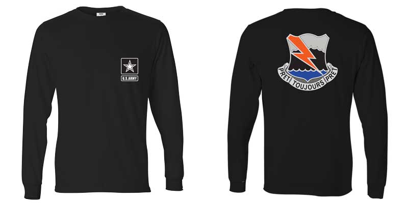 304th Signal Corps Long Sleeve T-Shirt