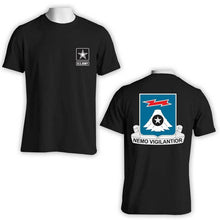 306th Military Intelligence Bn, US Army Military Intelligence, US Army T-Shirt, US Army Apparel, Nemo Vigilantior