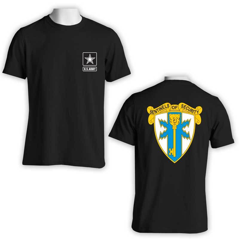 309th Military Intelligence Bn, US Army Military Intelligence, US Army T-Shirt, US Army Apparel, Sentinels of security