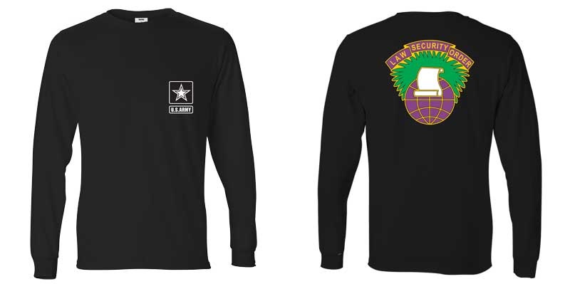 360th Civil Affairs Brigade Long Sleeve T-Shirt