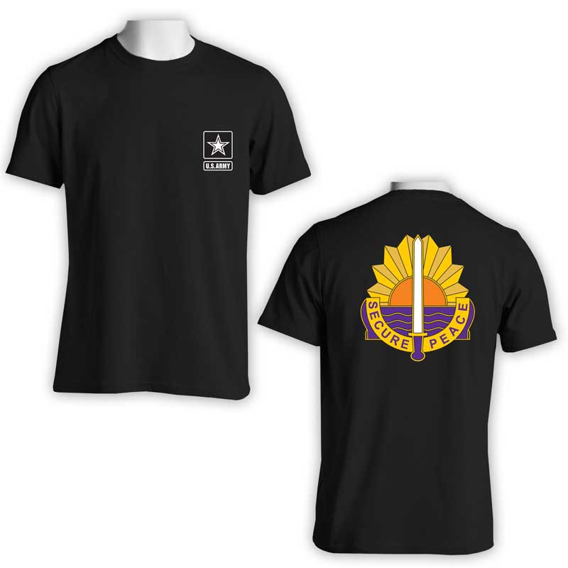 361st Civil Affairs Brigade, US Army Civil Affairs, US Army T-Shirt, Secure Peace