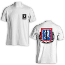 368th Military Intelligence Bn, US Army Intel, US Army T-Shirt, US Army Apparel, Vanguard of the pacific