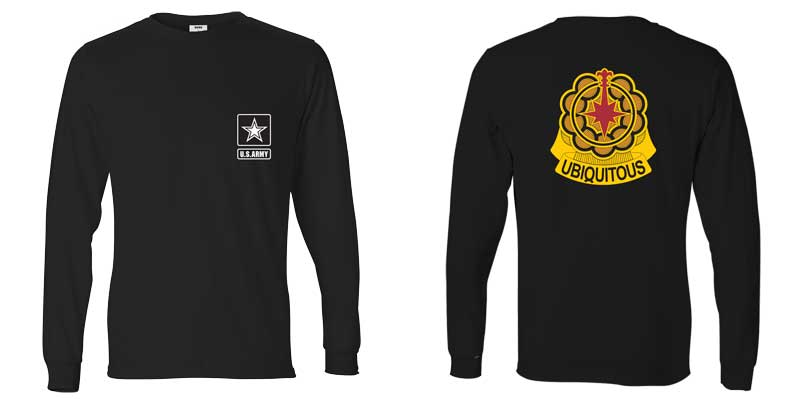 38th Transportation Battalion Long Sleeve T-Shirt