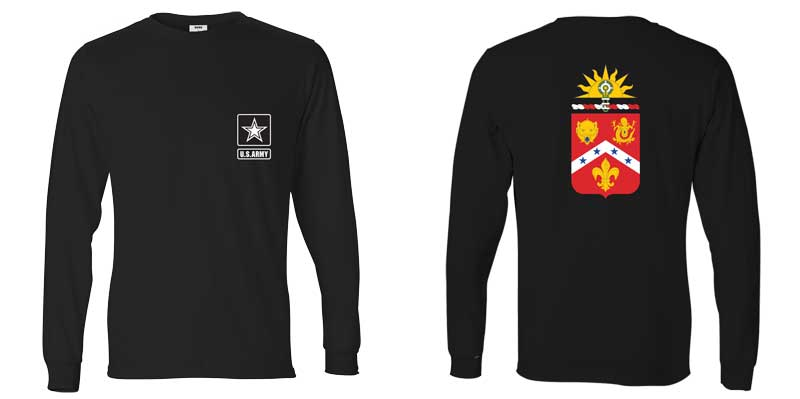 3rd Field Artillery Brigade Long Sleeve T-Shirt