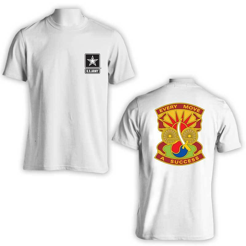 US Army Transportation Command, 3rd Transportation Command, US Army T-Shirt, US Army Apparel, Every Move A Success