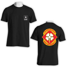 4th Army, US Army T-Shirt, US Army Apparel, Field Army, US Field Army, Leadership and integrity