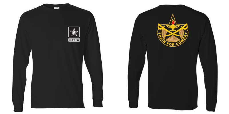 4th Calvary Regiment Long Sleeve T-Shirt
