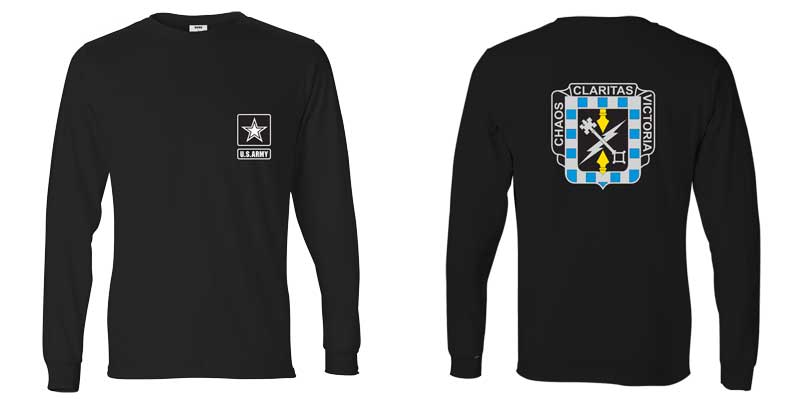 628th Military Intelligence Battalion Long Sleeve T-Shirt