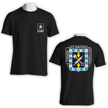 628th Military Intelligence Bn, US Army Intel, US Army T-Shirt, US Army Apparel, Chaos Claritas Victoria