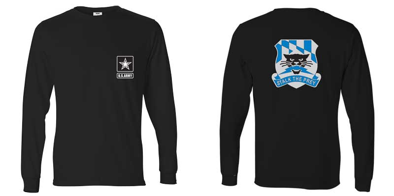 629th Military Intelligence Battalion Long Sleeve T-Shirt