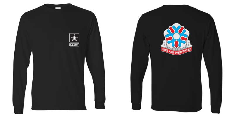 704th Military Intelligence Battalion Long Sleeve T-Shirt