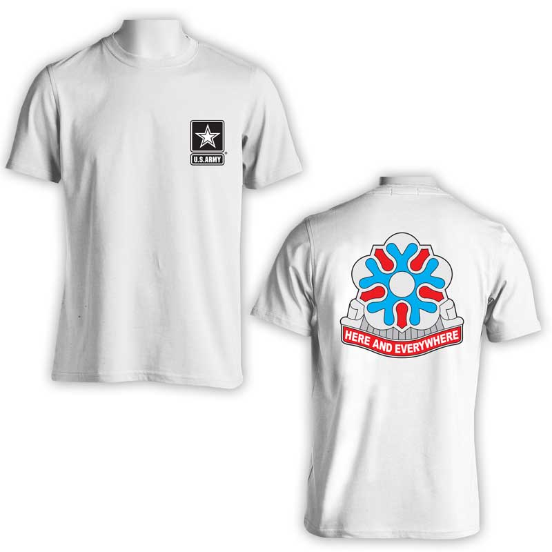 704th Military Intelligence Bn, US Army Intel, US Army T-Shirt, US Army Apparel, Here and everywhere