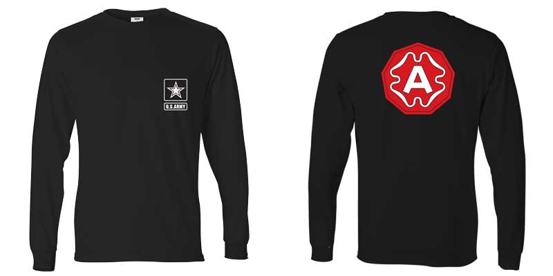 9th Field Army Long Sleeve T-Shirt