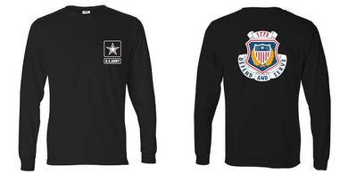 Army Adjutant General Corps Long Sleeve T-Shirt