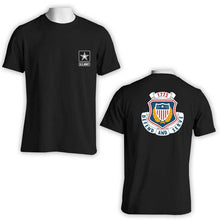 US Army Adjutant Corps t-shirt, US Army T-Shirt, Defend and Serve T-Shirt