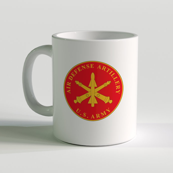 US Army Air Defense Artillery, US Army Coffee Mug