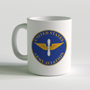 US Army Aviation, US Army Aviation coffee mug, US Army Coffee Mug