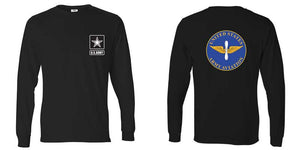 Army Aviation Corps Long Sleeve T-Shirt