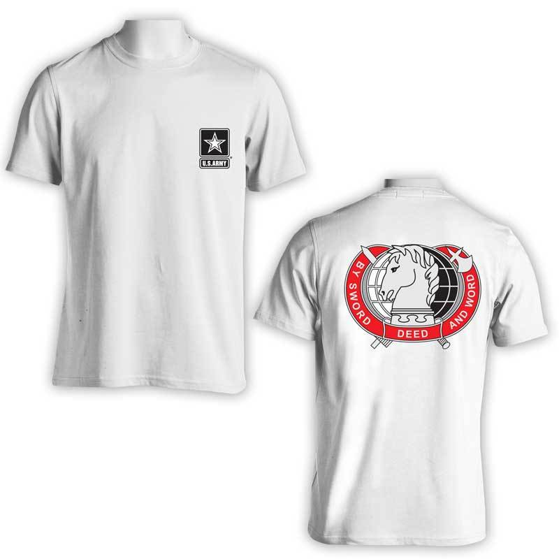 US Army Civil Affairs and Psychological Operations, US Army T-Shirt