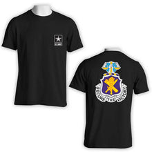US Army Civil Affairs T-Shirt, US Army T-Shirt, Secure the victory