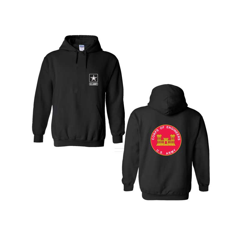 US Army Engineer Corps Sweatshirt