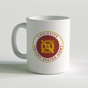 US Army Logistics, US Army Logistics Coffee Mug, US Army Coffee Mug