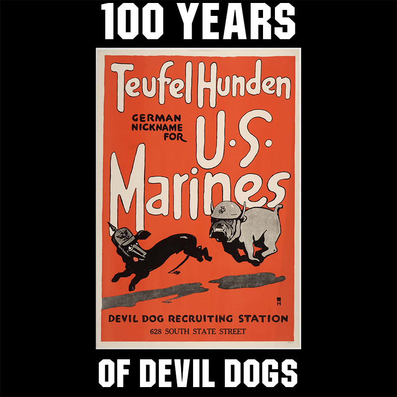 Devil Dog T-Shirt
