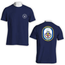 USS Barry T-Shirt, DDG 52, DDG 52 T-Shirt, US Navy T-Shirt, US Navy Apparel