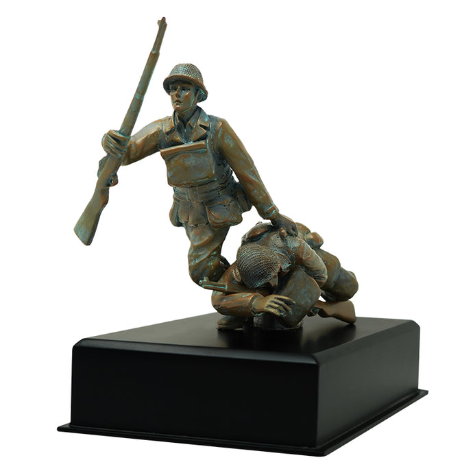D-Day Statue