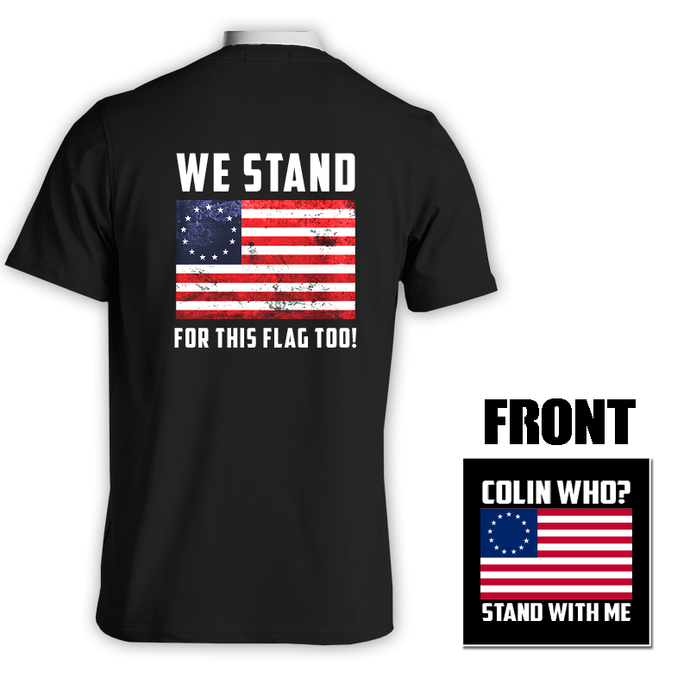 Stand for National Anthem T-Shirt