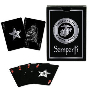 Marine Corps Card Set