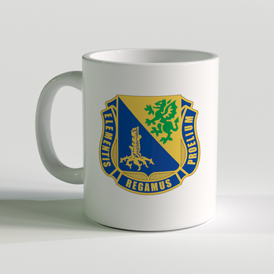 US Army Chemical Corps, US Army Chemical Corps Coffee Mug, US Army Coffee Mug