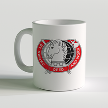 Army Civil Affairs and Psychological Operations Coffee Mug, US Army Coffee Mug