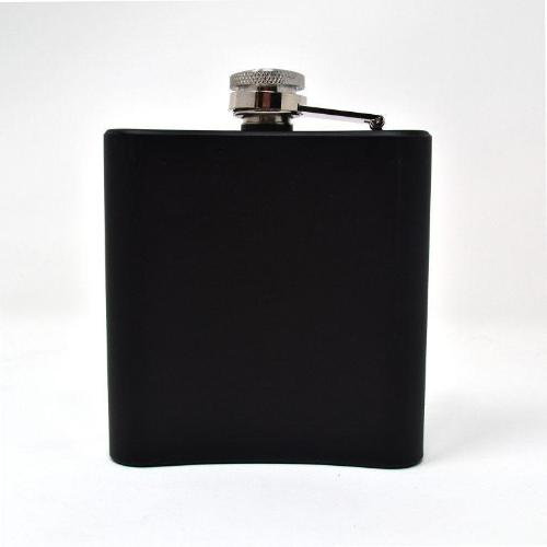 Back of Flask
