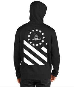 DTOM Hoodie, Don't tread on me sweatshirt, DTOM Sweatshirt, DTOM Hoodie, Don't tread on mea